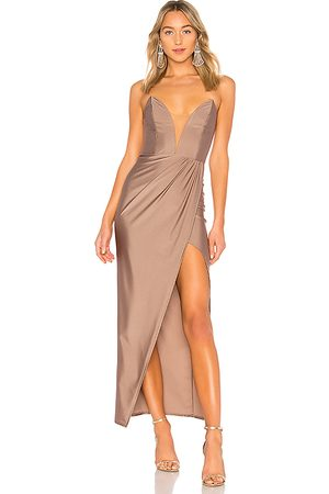 Michael Costello Jake Gown in - . Size M (also in XXS, XS, XL).