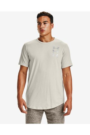 Under Armour Triple Stack Logo T-shirt White