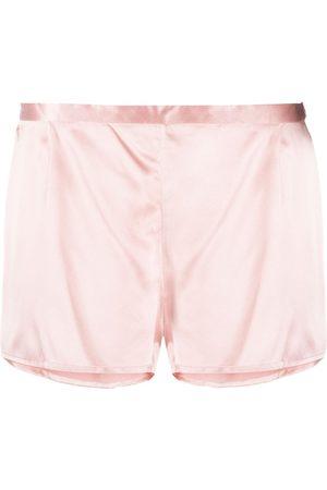 La Perla Senhora Calções - Elasticated waist shorts