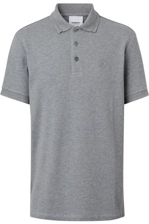 Burberry Homem Pólos - Cotton polo shirt