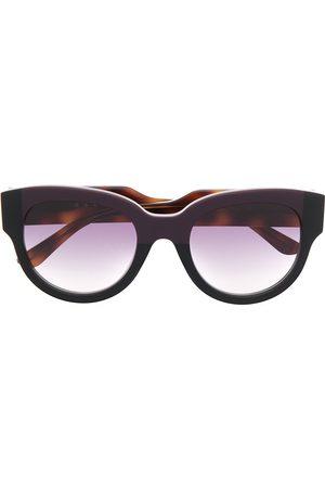 Marni Wayfarer-frame tortoiseshell sunglasses