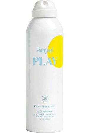 Supergoop! PLAY 100% Mineral Body Mist SPF 30 in /A - Beauty: NA. Size all.