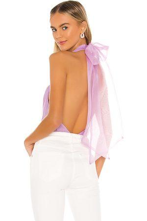 Lovers + Friends Darling Bodysuit in - Lavender. Size L (also in XS).
