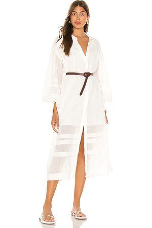 L'Academie The Maisy Midi Dress in - . Size L (also in XXS, XS, S, M, XL).