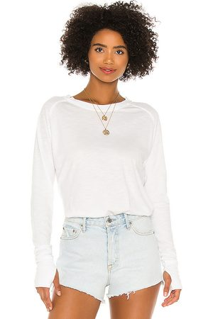 Free People Arden Tee in - . Size L (also in XS, S, M).