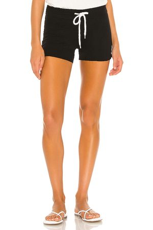 MONROW Supersoft Vintage Short in - . Size L (also in XS, S, M).