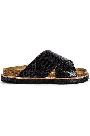 Free People Sidelines Footbed Sandals in - . Size 36 (also in 39, 41).