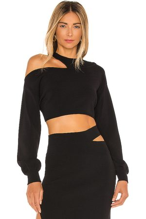 Michael Costello X REVOLVE Asym Cut Out Dolman Sweater in - . Size M (also in XL).
