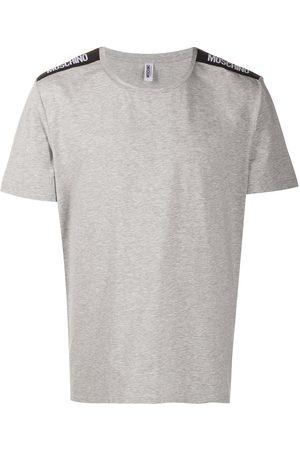 Moschino Logo-tape short-sleeve T-shirt