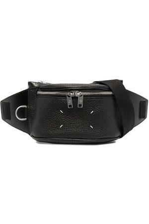 Maison Margiela Number-print four-stitch belt bag