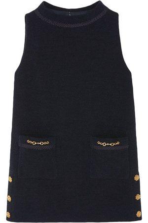 Gucci Tweed shift dress