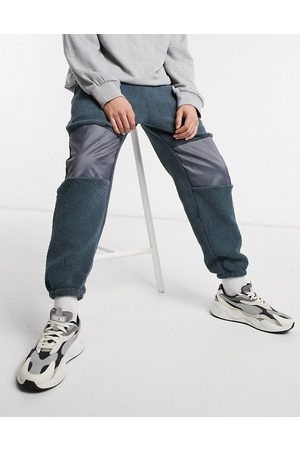 ASOS Jogger in fleece-Grey