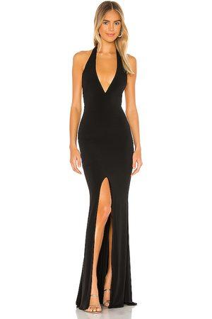 Nookie X REVOLVE Illegal Halter Gown in - . Size L (also in M).