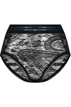 ERES Gingembre lace high briefs