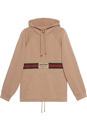 Gucci Senhora Tops de Cavas - Web-detail hoodie