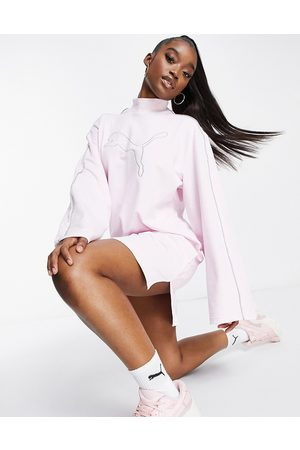 PUMA Icons 2.0 fasion dress in pink