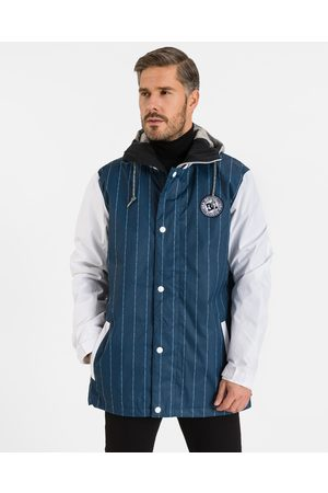 DC Jacket Blue White