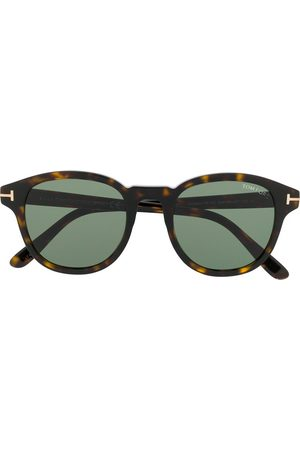 Tom Ford Homem Óculos de Sol - Round shaped sunglasses