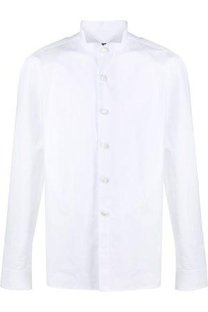 Balmain Cotton wingtip shirt