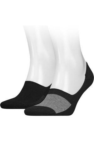Levi's Pack de meias levi's® invisíveis unissexo com riscas finas Levi's