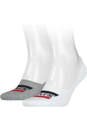 Levi's Pack de meias levi's® desportivas altas unissexo Levi's