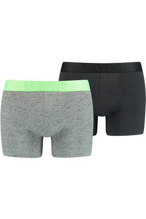 Levi's Homem Boxers - Pack de 2 boxers levi's® de malha flamejada e fluorescente Levi's