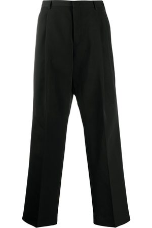VALENTINO Tailored cotton trousers
