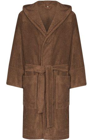 Tekla Hooded bathrobe