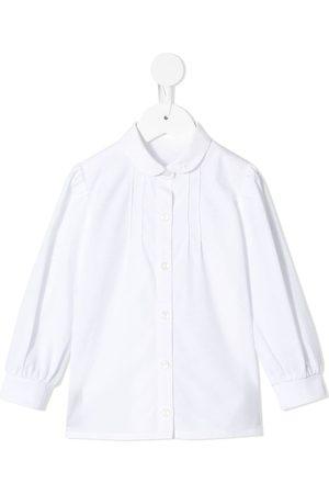 Familiar Peter pan collar shirt