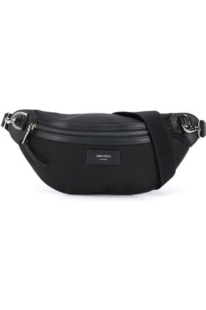 Jimmy Choo Logo-patch York belt bag