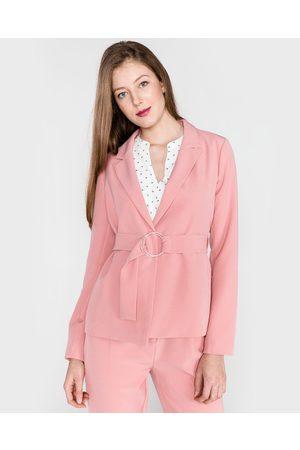 Vila Lyca Blazer Pink Beige