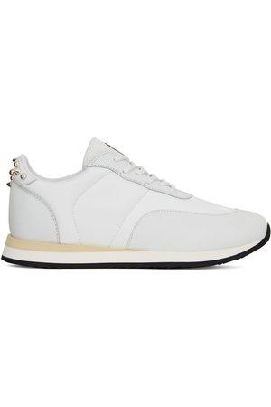 Giuseppe Zanotti Homem Tops & T-shirts - Studded low-top sneakers
