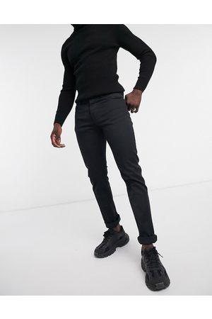 HUGO BOSS Delaware slim fit jeans in black