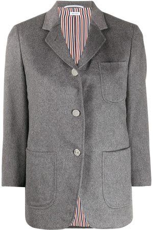 Thom Browne Classic single breasted blazer