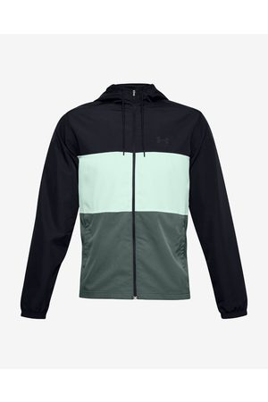Under Armour Sportstyle Wind Jacket Black