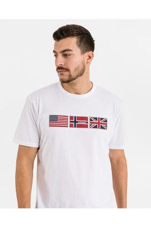 Napapijri Shiri T-shirt White