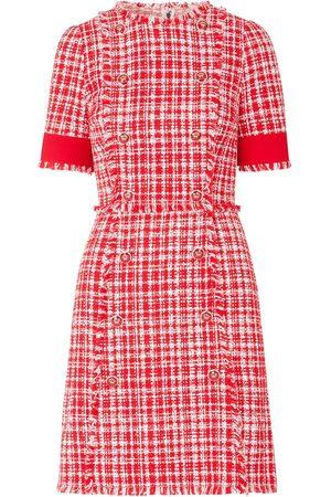 Dolce & Gabbana Tweed midi dress