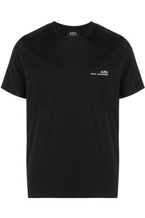 A.P.C. Chest logo T-shirt
