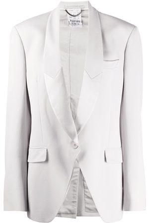 Stella McCartney Shawl-lapel single-breasted blazer