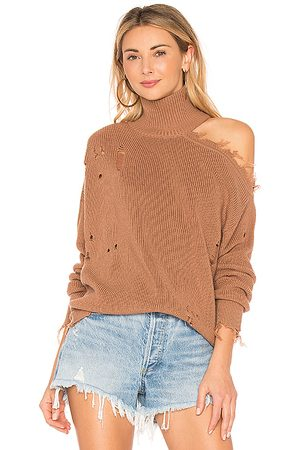 Lovers + Friends Arlington Sweater in - Nude. Size M (also in S).