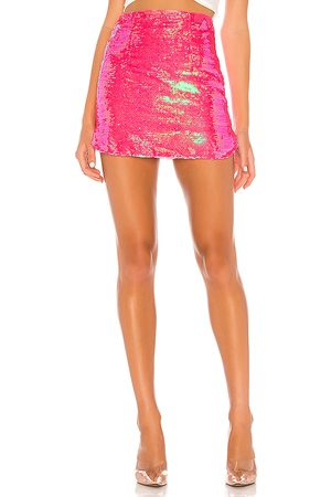 superdown Shanice Mini Skirt in - Pink. Size S (also in XS).