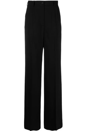 Dolce & Gabbana High-waisted wide-leg trousers