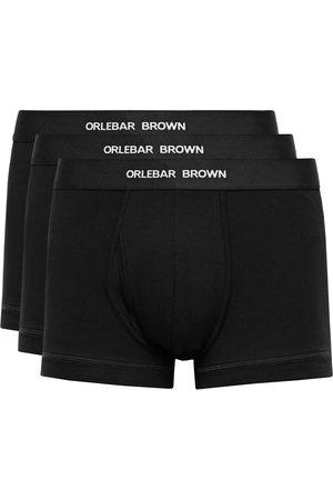 Orlebar Brown Three-Pack Stretch-Cotton Boxer Briefs
