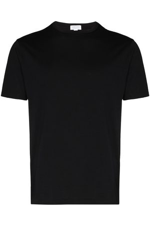 Sunspel Homem T-shirts & Manga Curta - Classic short-sleeve T-shirt