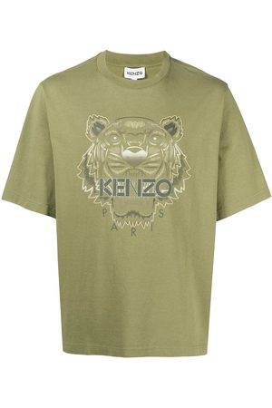 Kenzo Tiger print oversized T-shirt