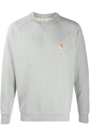 Maison Kitsuné Fox head sweater
