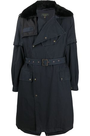 Mr & Mrs Italy Gabardinas - X Nick Wooster belted trench coat