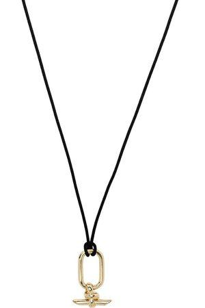 CAPSULE ELEVEN Homem Colares - Cartouche pendant necklace