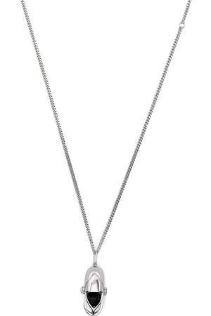 CAPSULE ELEVEN Homem Colares - Capsule Crystal pendant necklace