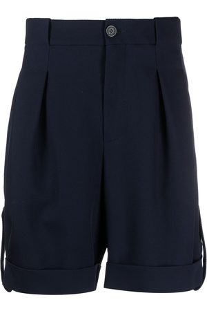 Balmain Turn-up bermuda shorts